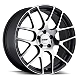 18 Inch 18x10.5 TSW wheels NURBURING Gunmetal wheels rims