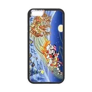 iPhone 6 4.7 Inch Cell Phone Case Black Disney 001 WON6189218998027