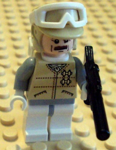Buy LEGO Star Wars Figure Packs Minifigure: Hoth Officer with Backpack & Blaster