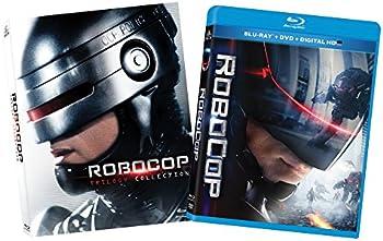 Robocop Trilogy and Robocop Blu-ray