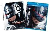 Robocop Trilogy and Robocop 2014 [Blu-ray]