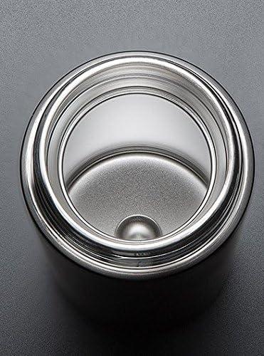 Isolamento Cup maschio da donna in acciaio INOX tazze da tè Portable coppie auto