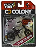 """The Cube by Colony: Flick Trix ~4"""" BMX Finger"""