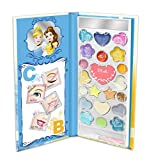 Disney Princesses – Enchanting Princess Beauty Book, Makeup Palette (MARKWINS 9603610)
