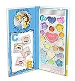 Disney Princesses–Enchanting Princess Beauty Book, Makeup Palette (MARKWINS 9603610)