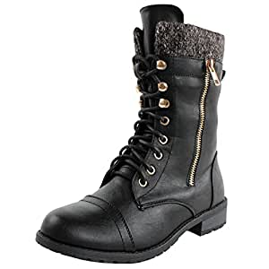Top 20 Best Combat Boots 2017 | Boot Bomb