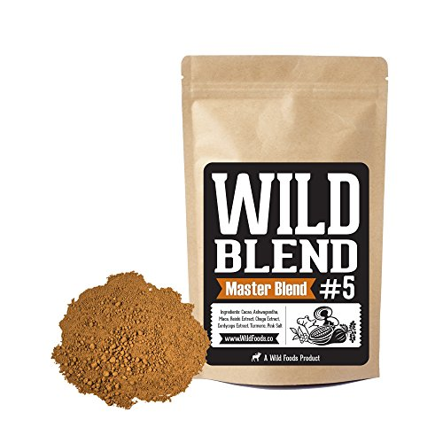 Wild Master Superfood Powder Smoothies product image