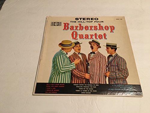 BARBERSHOP QUARTET VINYL LP - Hill Curio