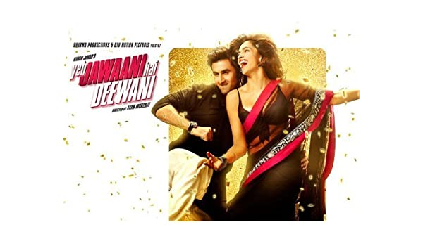 Yeh Jawaani Hai Deewani - DVD Hindi Movie / Bollywood Film / Indian Cinema 2013 by Deepika Padukone: Amazon.es: Deepika Padukone, Ranbir Kapoor, ...