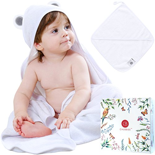 Ultra Bamboo Hooded Towel Washcloth product image