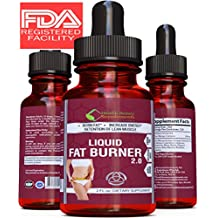 ** EXTREME LIQUID BURNER ** Liquid Fat Burner 2.0 Plus - Best Fast Acting Weight...