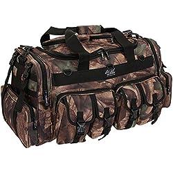 "Mens Large 30"" Inch Hunters Camo Duffel Duffle Military Molle Tactical Cargo Gear Shoulder Bag"