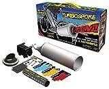 Big Game Toys~TURBOSPOKE Bicycle Exhaust System Bike Motorcycle Noise Maker Motor Sound BMX