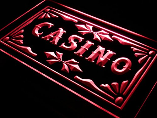 Cartel Luminoso ADV PRO i708-r Casino Beer Pub Games Poker ...