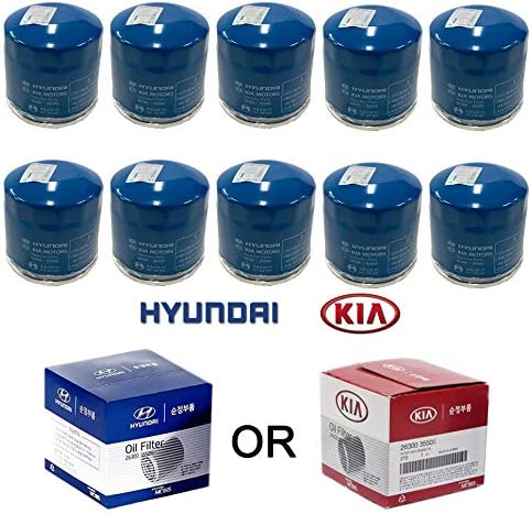 AIR AND OIL FILTERS  FOR HYUNDAI OEM QUALITY 2244 4021