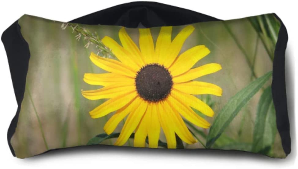 Black Eyed Susan Yellow Daisy Wild Flower Pattern Neoprene Sleeve Pouch Case Bag for 11.6 Inch Laptop Computer Designed to Fit Any Laptop//Notebook//ultrabook//MacBook with Display Size 11.6 Inches