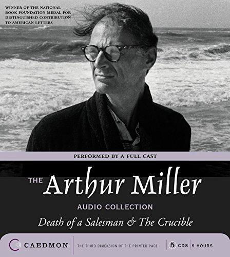 The Arthur Miller Audio Collection by Caedmon