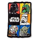 Best Blanket Star Wars Blankets - Star Wars Classic Grid Blanket Review