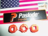 NEW Paslode # 900702 No-Mar Tips, for use with 16 ga. Cordless Nailers (3 Tips)