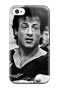 Iphone 4/4s Case Cover Skin : Premium High Quality Sylvester Stallone Case