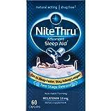 NiteThru Advanced Sleep Aid Melatonin Dietary