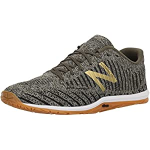 New Balance Men's 20v7 Minimus Training Shoe, Green, 11.5 2E US