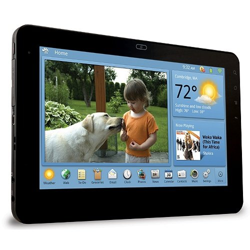 G Tablet with 10-Inch Multi-Touch LCD Screen, Android OS 2.2