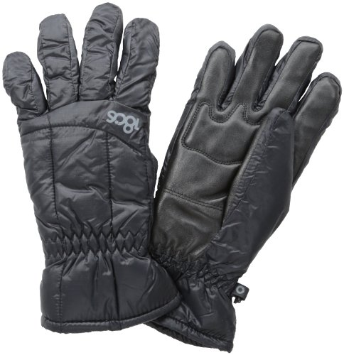180s Women's Touch Screen Down Glove, Black, Small