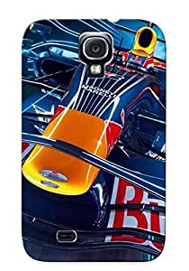 Galaxy S4 Case Cover Red Bull Racing Case - Eco-friendly Packaging