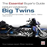 Harley-Davidson Big Twins, Peter Henshaw, 1845843037