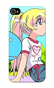 High Quality VenusLove Anime Pani Poni Dash Skin Case Cover Specially Designed For Iphone - 5/5s