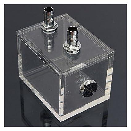 Radiador de refrigeracion de agua - SODIAL(R)nuevo bloque de agua pc cpu