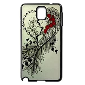 Feather YT013260 Phone Back Case Customized Art Print Design Hard Shell Protection Samsung galaxy note 3 N9000