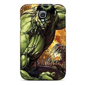 Zheng caseDaMMeke BYVZRvY5054bCGIu Case Cover Skin For Galaxy S4 (the Hulk)