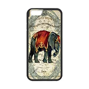 Elephant High Quality Pattern Hard Case Cover for For Iphone 6 5.5 Case color13 by mcsharks