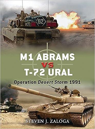M1 Abrams vs T-72 Ural: Operation Desert Storm 1991 Duel: Amazon.es: Steven J. Zaloga, Jim Laurier: Libros en idiomas extranjeros