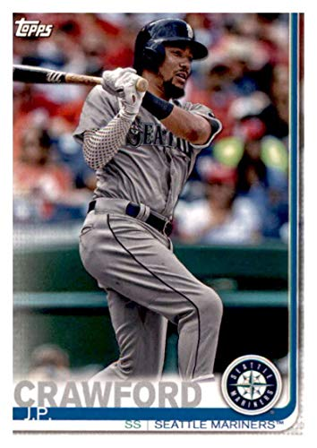 2019 Topps Team Edition Seattle Mariners #SM-16 J.P. Crawford Seattle Mariners Baseball Card