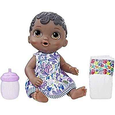 Baby Alive Lil SIPS Baby HAS-E0308-AX00 Lil Sips Baby Girl Doll: Hasbro: Toys & Games