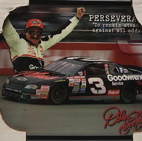 (Dale Earnhardt #3 Motivation Photo 8 x 10 Inches Daytona 500 Win Goodwrench Service Plus