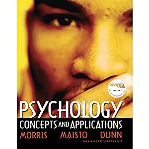 VangoNotes for Psychology Audiobook