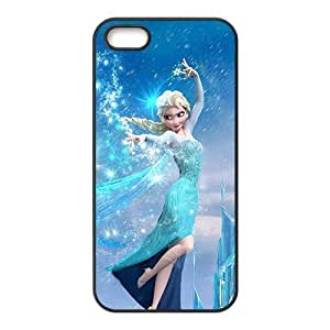 Charming Frozen beautiful scenery Frozen Cell Phone Case for iPhone 5S by Maris's Diary