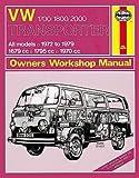 VW Transporter 1700, 1800 & 2000 (72-79) Haynes Repair Manual (Haynes Service & Repair Manual)