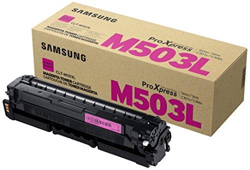 5k Pages Magenta Toner - Samsung CLT-M503L/ELS (M503L) Toner magenta, 5K pages