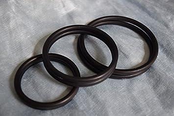 Pair Of Original Slingrings Usa Made Best Baby 2 Aluminum Rings For Making Diy Ring Slings Large Black