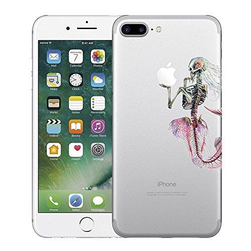 Funda de silicona de IPhone 5/5s/se Plus Vanki®Ultra Delgado TPU superiores estuche blando transparente cristalina clara para Apple IPhone 5/5s/se 6
