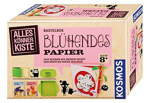 Kosmos AllesKönnerKiste 604202 - Blühendes Papier