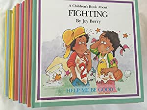 Amazon.com : Help Me Be Good Series of 15 Children's Books by Joy Berry : Everything Else