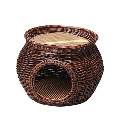 outlet in vendita Moyimo Moyimo Moyimo - Cuccia per Gatti in Rattan, per 4 Stagioni, Universale  la migliore offerta del negozio online