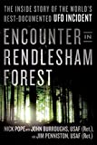 Encounter in Rendlesham Forest, Nick Pope and John Burroughs, 1250063310