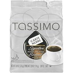 14-T Discs Tassimo Carte Noire Signature Roast - 110 G